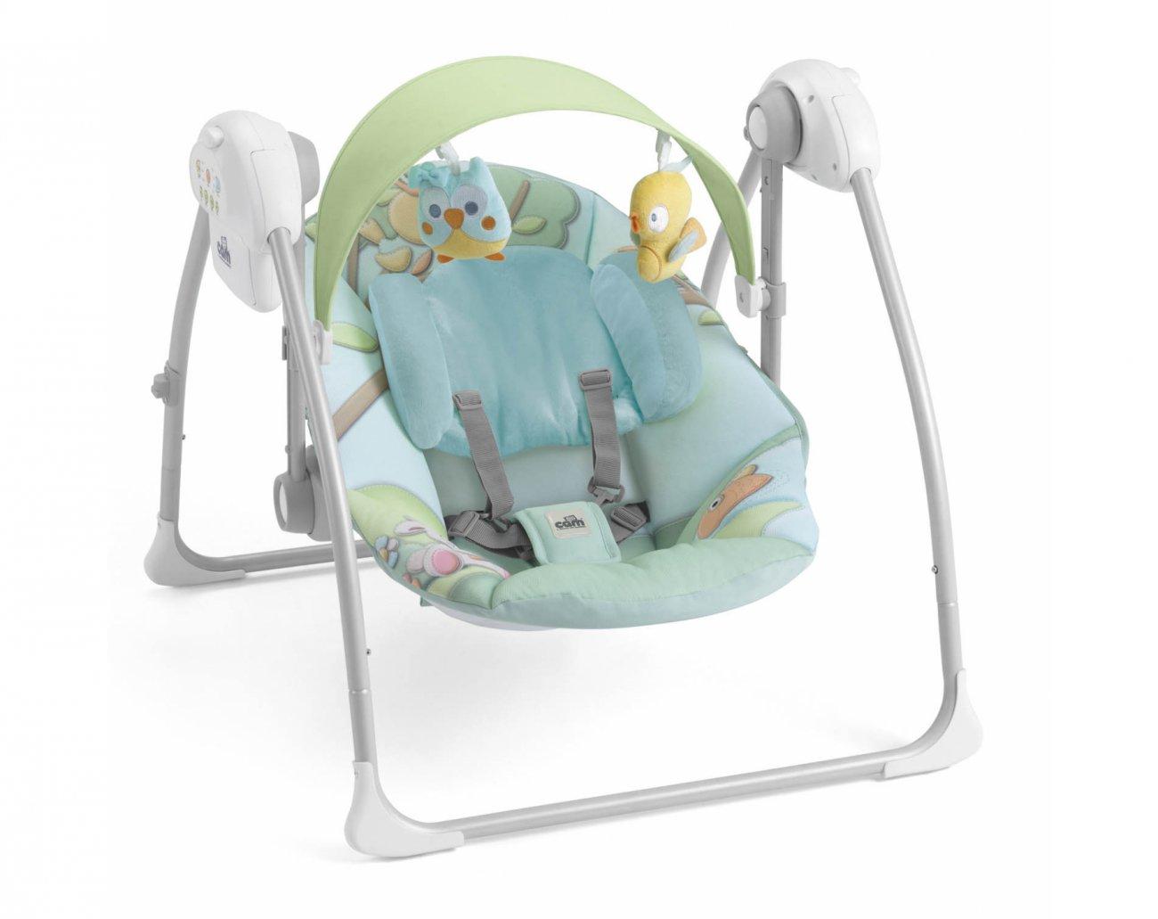 схема сборки кресла качалки bella