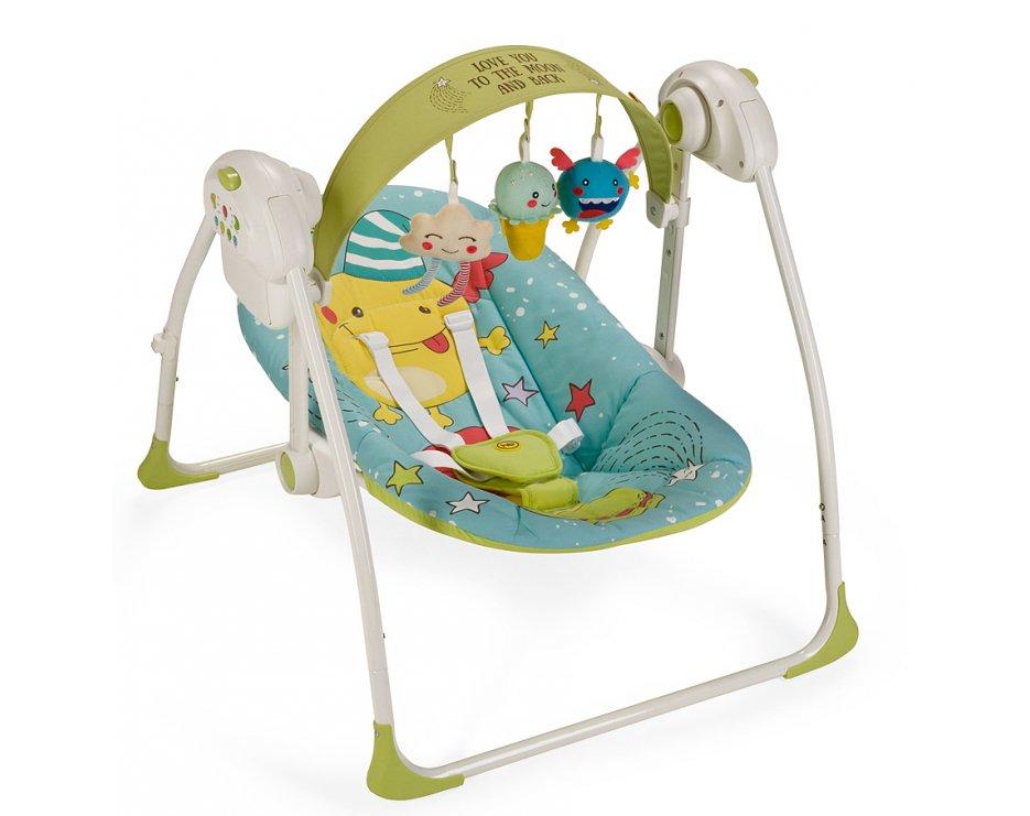 67b6a71e1bf7 Купить Электронные качели Happy Baby Jolly (Хэппи Бэби Джолли) в ...